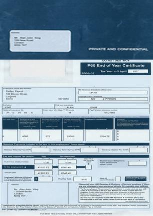 Premium Mailer P60 Pm307/08
