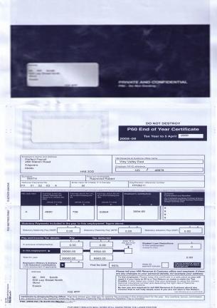 Mailer P60 Mas 08-09
