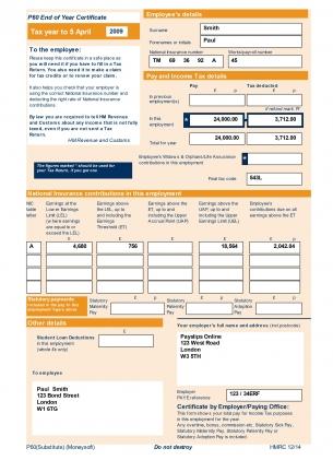 Mailer P60 Cus 08-09