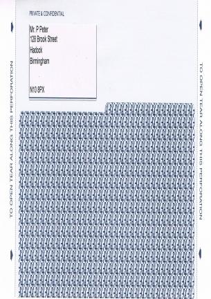 Mailer P60(rfl-sub)-11-12
