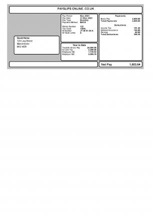 E-payslip Ms01gb